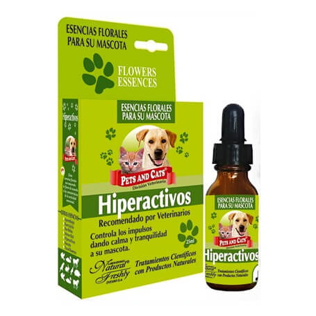 Esencias florales para perros Natural Freshly