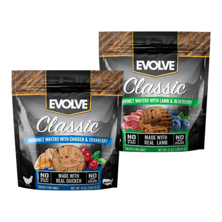 Evolve Gourmet Wafers