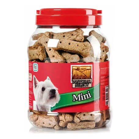 Galletas para perros Natural Select