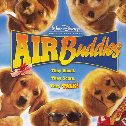 Película Air Buddies