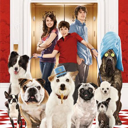 Película Hotel para perros