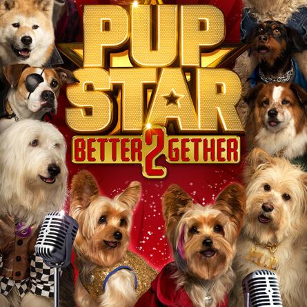 Película Pup Star Juntos es Mejor